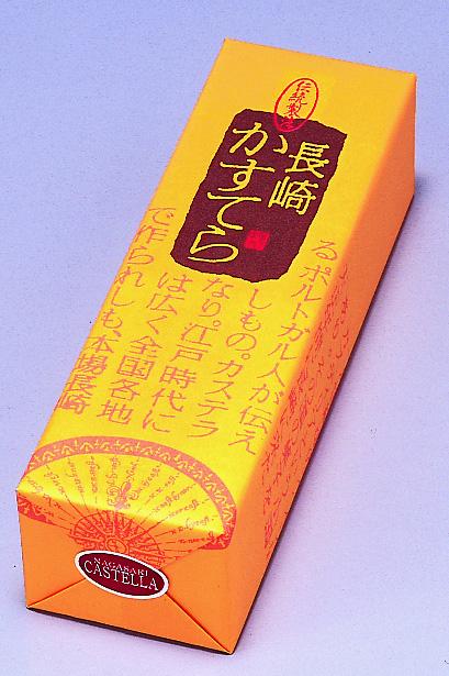 本場長崎のカステラ(380g1本)